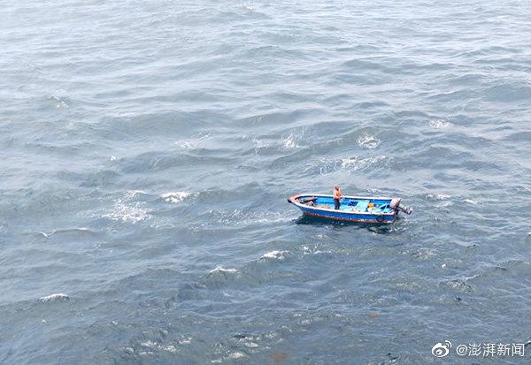 一个渔民迷失在太平洋的八天七夜