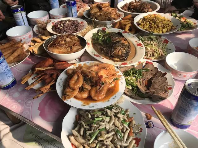 做过剩的菜是因为节日需要仪式感吗