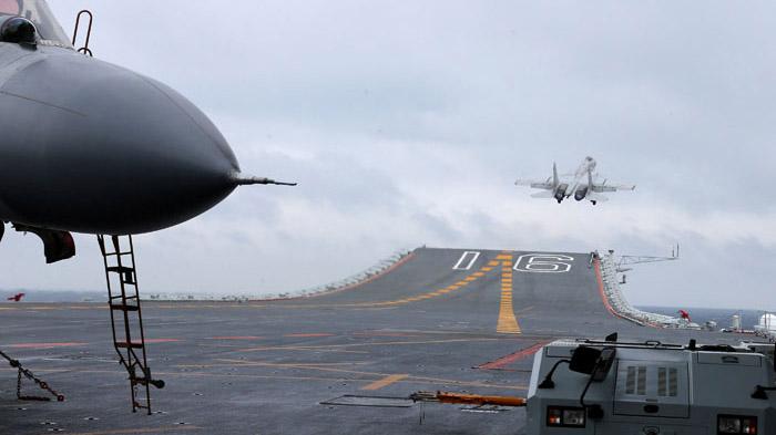 程晓农:挑战美国——中国的军事战略意图