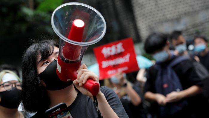 """没组织、没领袖,香港青年如何成为""""抗争专家"""""""