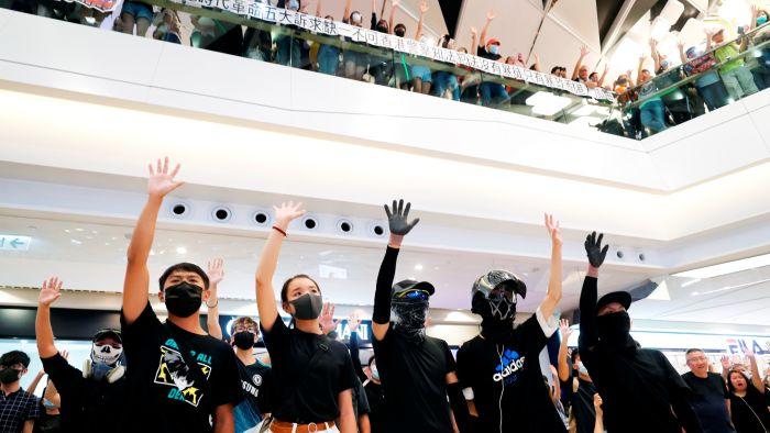 反送中义务律师:港人非负担 盼台湾给栖身支持