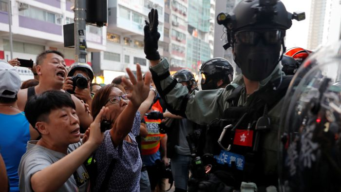 香港人对前往内地充满恐惧