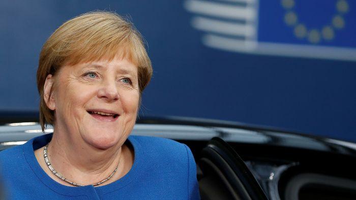 默克尔开绿灯 华为进入德国市场引美欧分裂