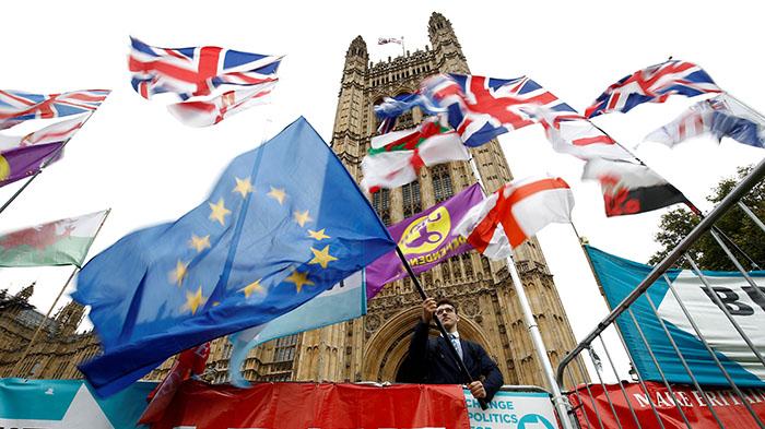英国脱欧:议会通过约翰逊12月12日大选动议