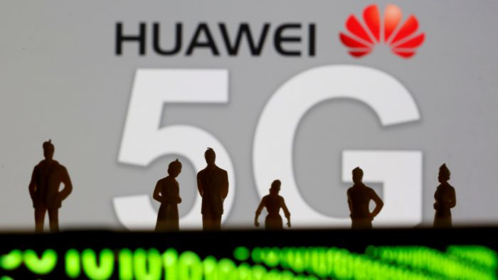"""美国官员:让华为技术进英国5G网是""""疯狂行为"""""""