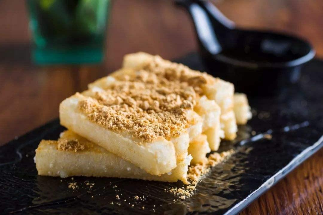 水磨年糕与糯米糍粑,哪一种美食令你心之所向