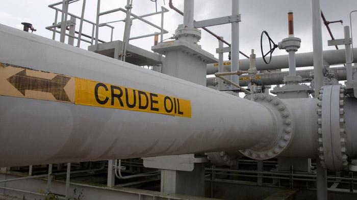断供担忧减退 原油延续跌势