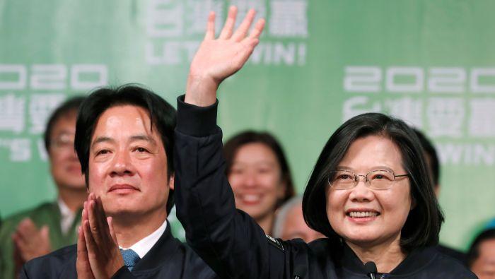 德语媒体:柏林对台湾大选保持沉默