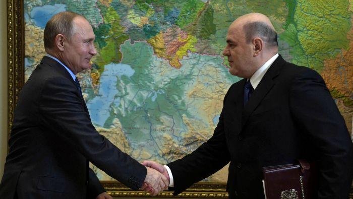 普京推荐新总理 俄罗斯政府缘何辞职?