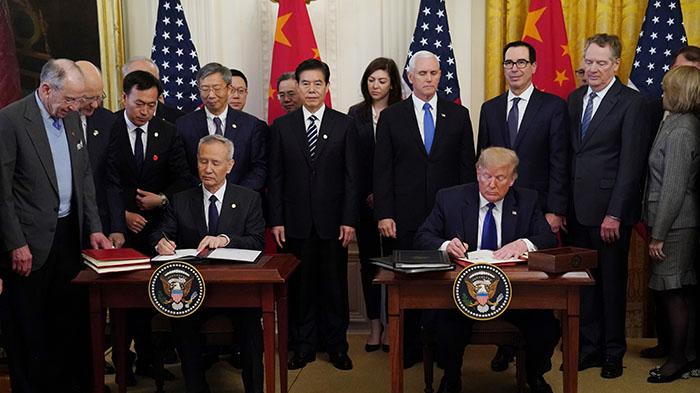 习近平未去美国签约背后隐藏的危机