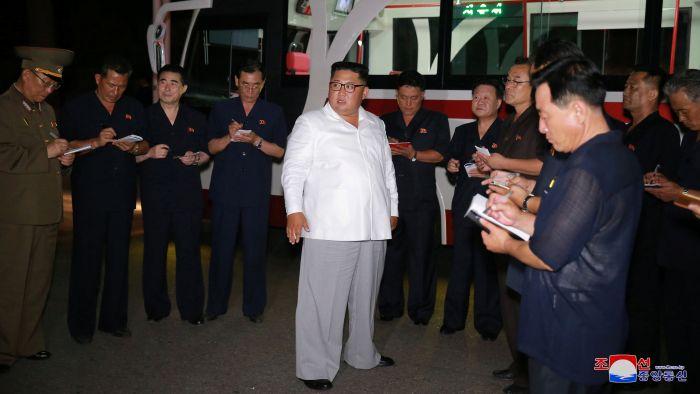 金正恩的障眼法?UN报告称朝鲜未停止核计划