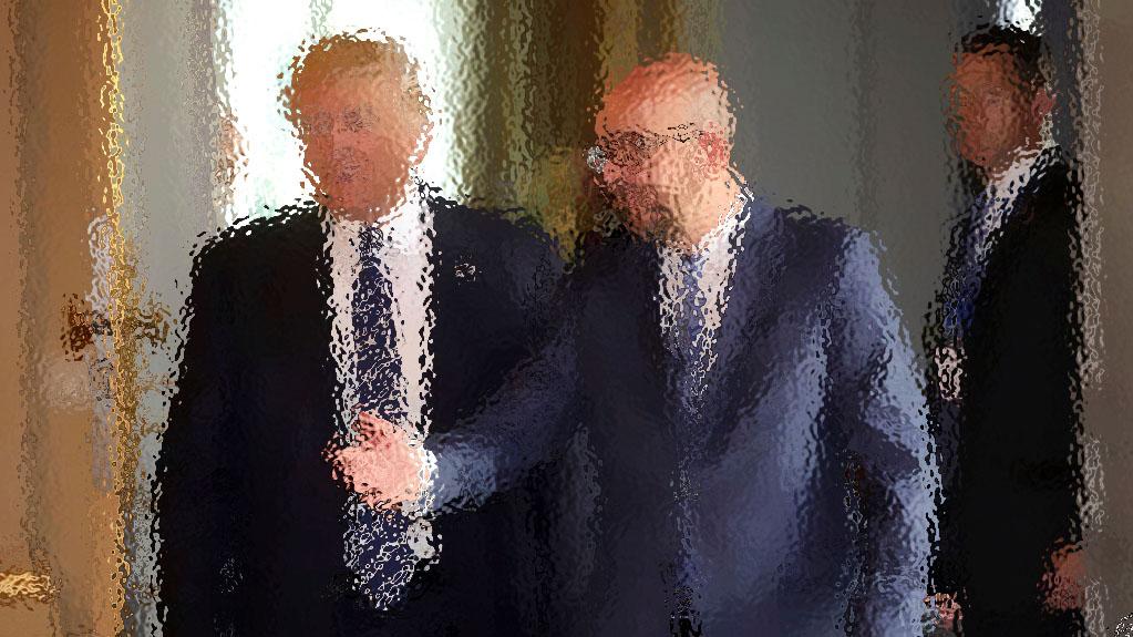 川普访问比利时 说反恐是头等大事