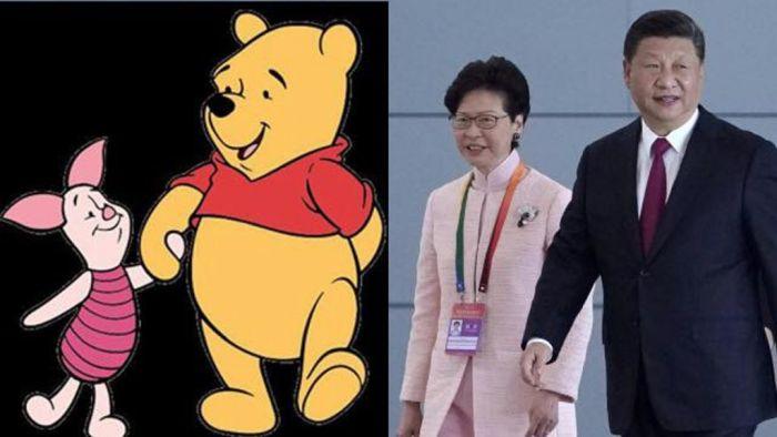小熊维尼去哪儿了?香港廸士尼疑自我审查将小熊维尼下架