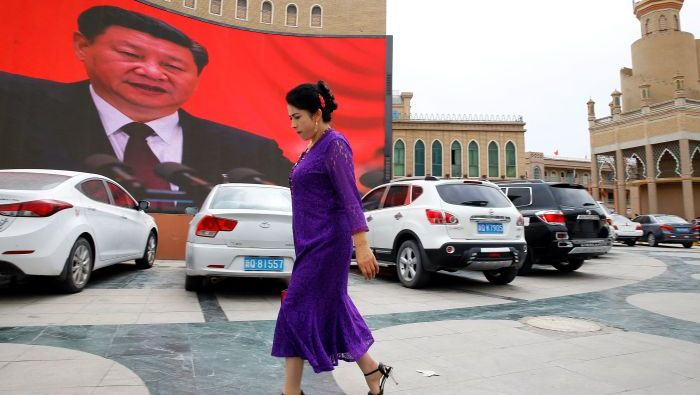 """""""中国电文""""吹哨者身份曝光 荷籍维族女:我必须冒险"""