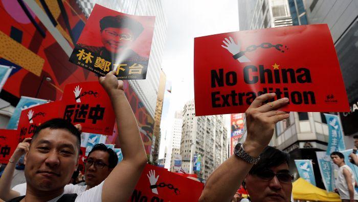 逃犯条例下周四表决 北京表示支持修订