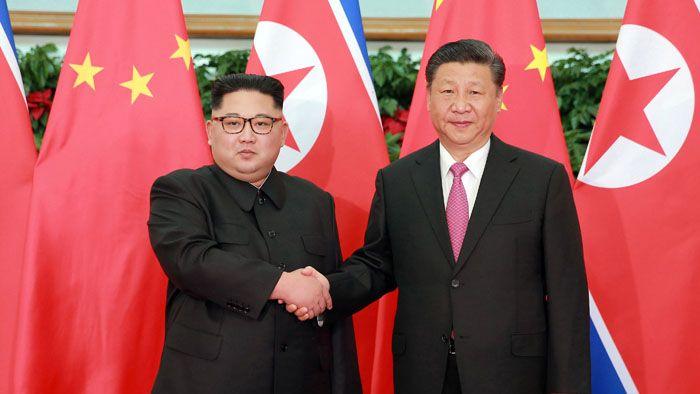 习近平见特朗普前访问朝鲜有何考量?