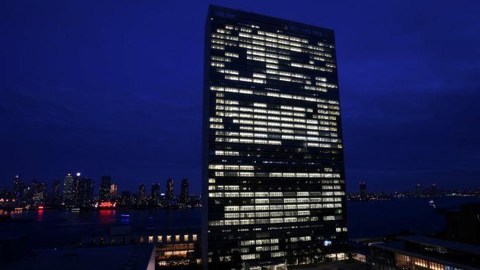 中国在联合国又下一城