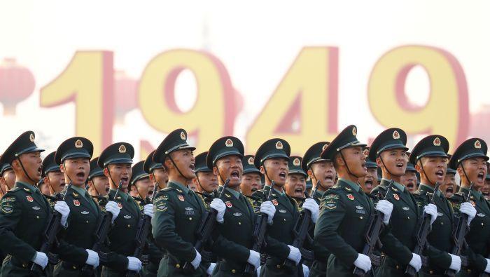 """中国防长对台强硬表态 台陆委会回呛""""妄想"""""""