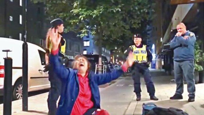 尽管中国大声抗议 瑞警宪检察官称处置中国游客结案无究