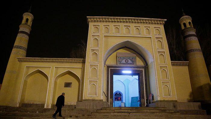 清真寺空了,人去哪儿了?