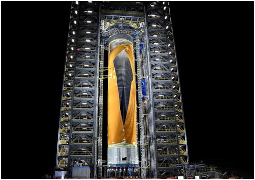 NASA秀出史上最强的火箭