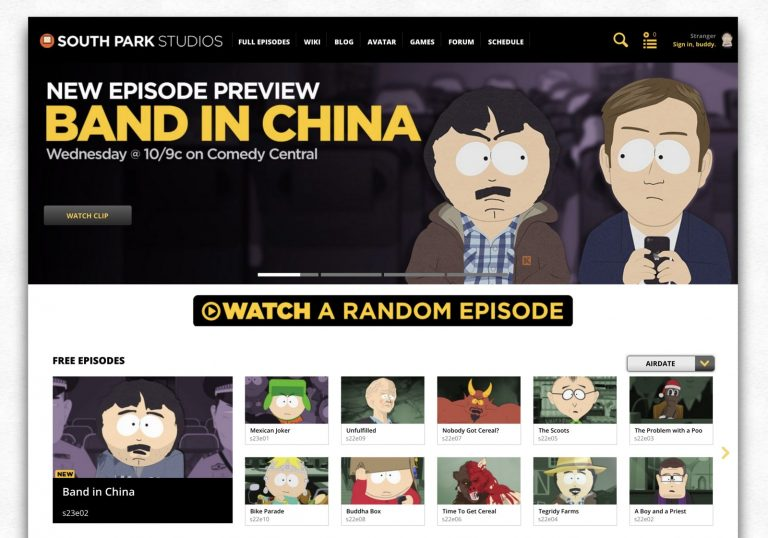 South Park 《Band in China》被禁 S23E02成敏感词