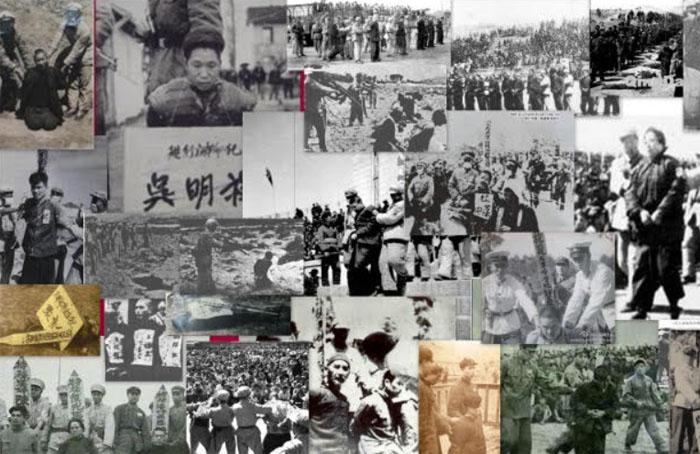 中华人民共和国69年:纪念非正常逝去的生命