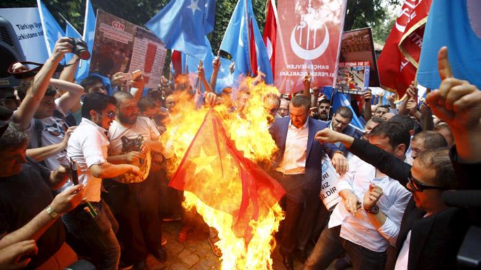 人类的一大耻辱!土耳其谴责北京为何如此强硬