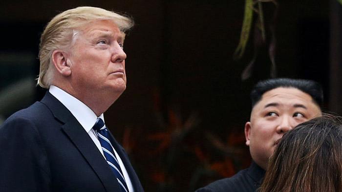 美拒六国会谈 白宫愿举行第三次特金会