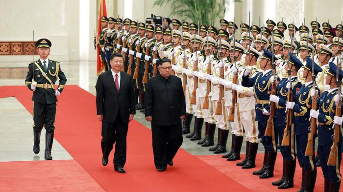 习近平近平访朝,要用朝鲜这张牌帮助解决美中贸易问题?