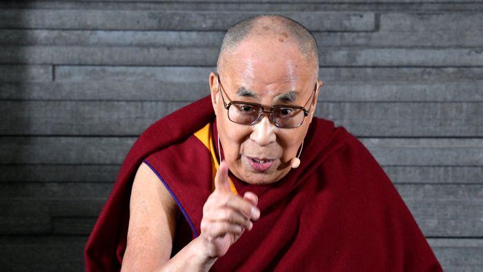 佛教上师性侵丑闻 达赖喇嘛称知情