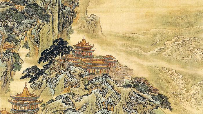 《共产主义的终极目的-中国篇》第一章 中心之国 神传文化