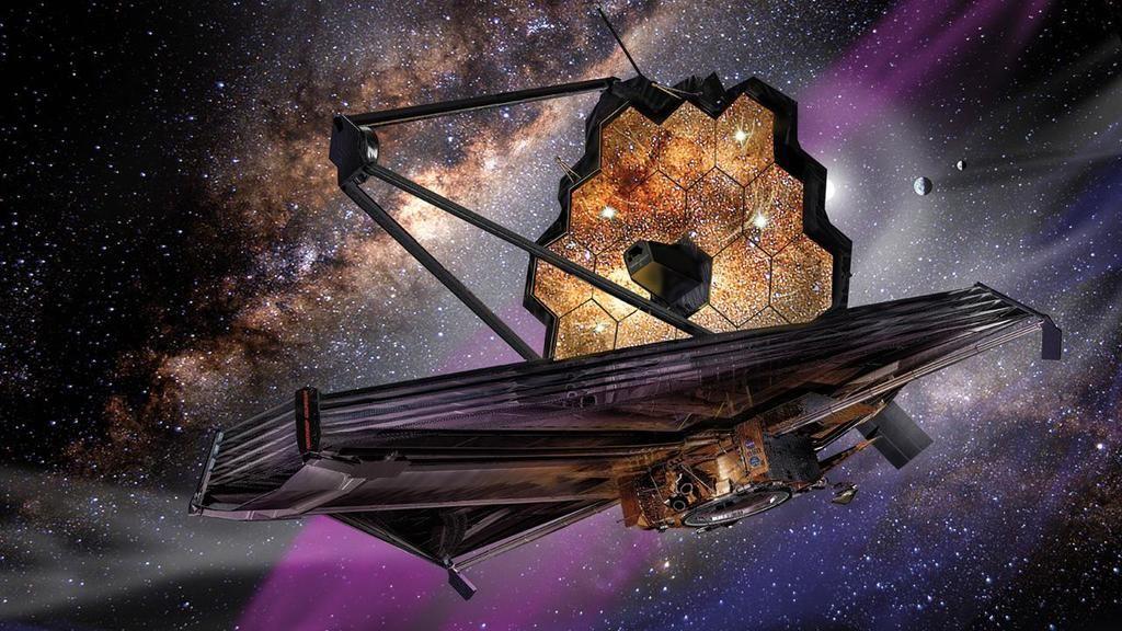 能看见宇宙尽头的韦伯太空望远镜