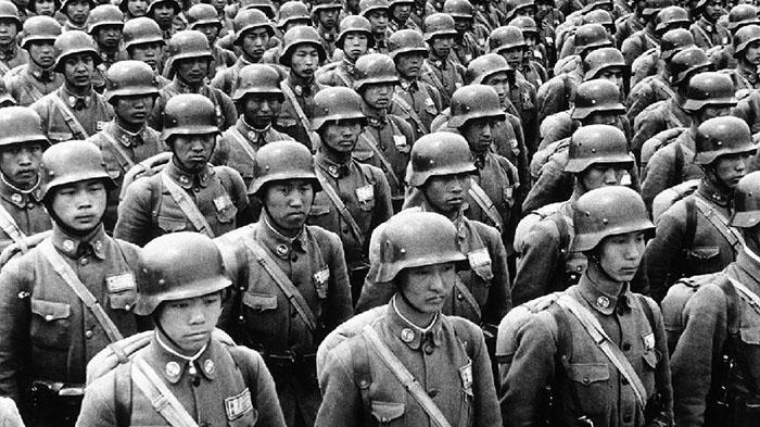 全面抗战前国民党的秘密备战