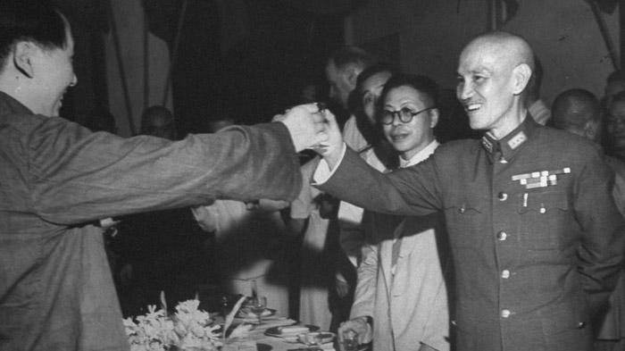 国民党忘记了一九四五年的停战协定吗?