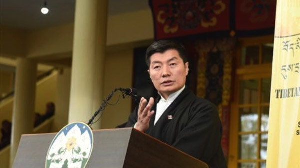 洛桑森格:西藏属于西藏人