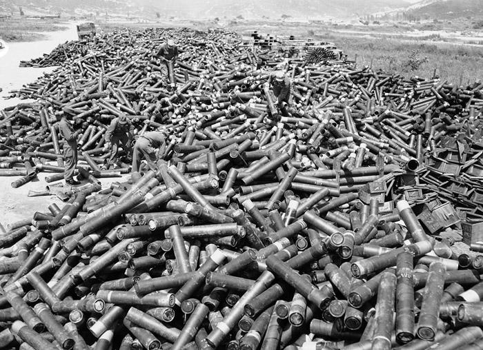 朝鲜战争中惨烈的砥平里战役
