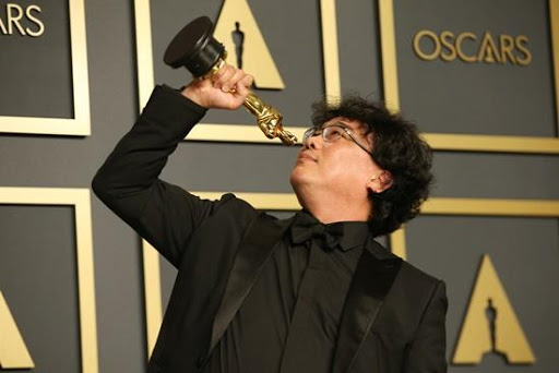 《寄生虫》成为历史上第一部获得奥斯卡最佳影片的外语片