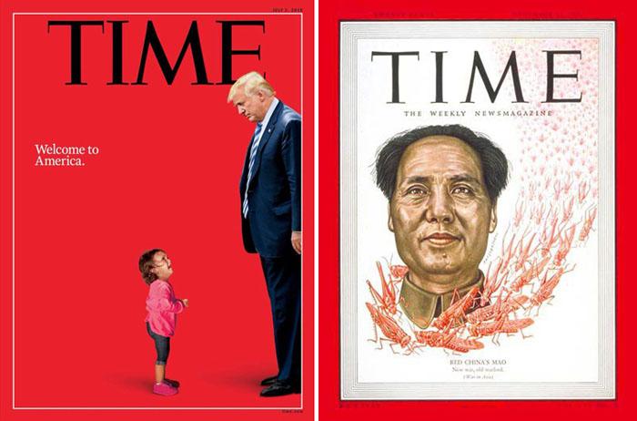 时代周刊封面