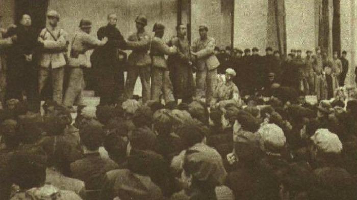 镇压反革命的前前后后