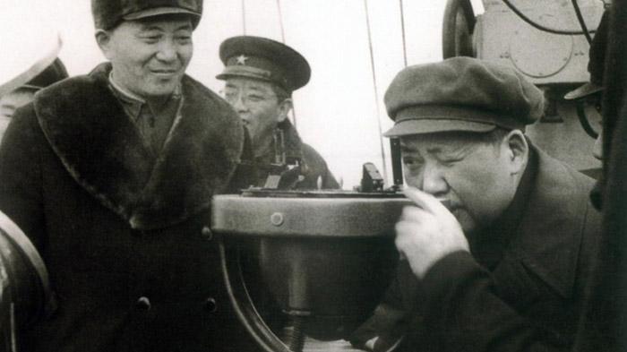 毛泽东私人医生回忆录(27)