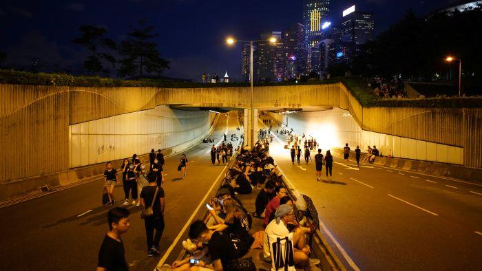 香港并不遥远