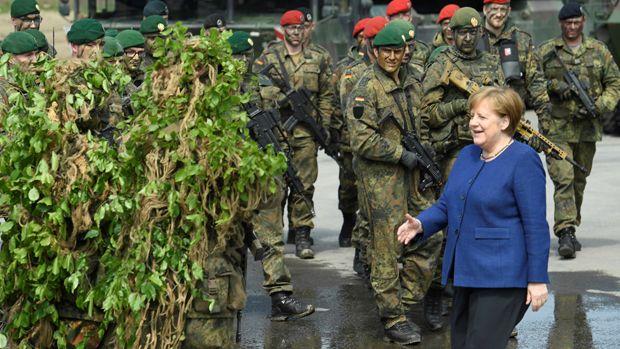 德国军方据报对新华社记者在一军事基地的采访活动展开调查