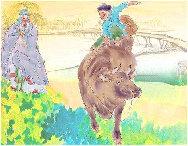 古人修炼传说系列之一:轩辕黄帝(下)