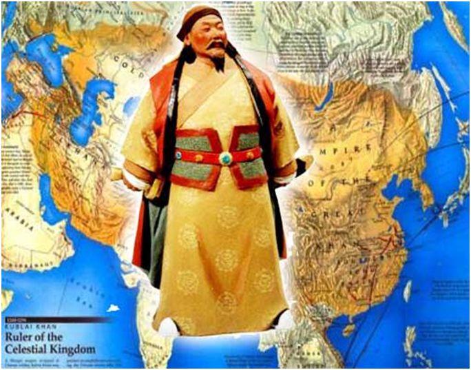 元朝雜記之一:元朝的建立和滅亡