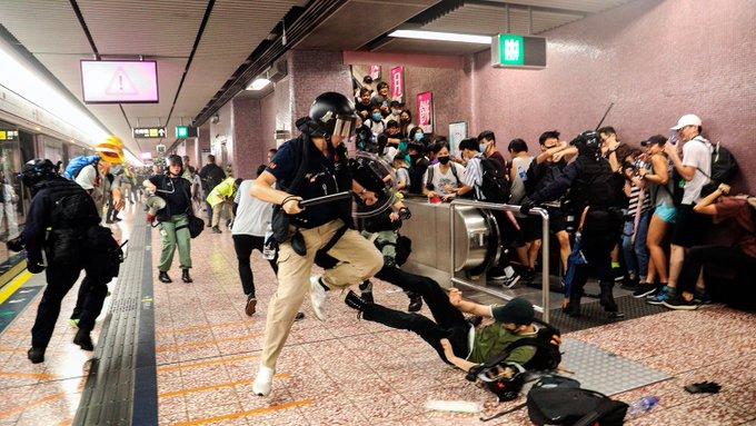〖兲朝浮世绘〗终于有人要为在香港作恶付出代价了