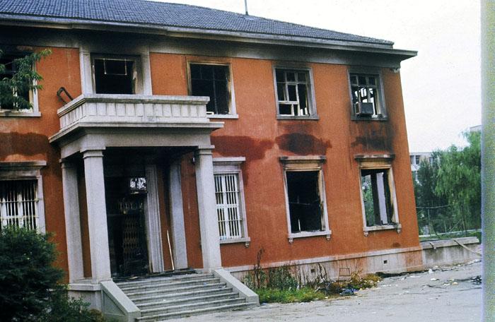 英前官員憶文革噩夢:火燒英國代辦處